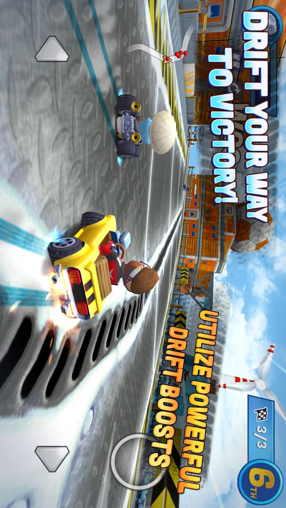 燃爆卡丁车v0.44破解版游戏截图