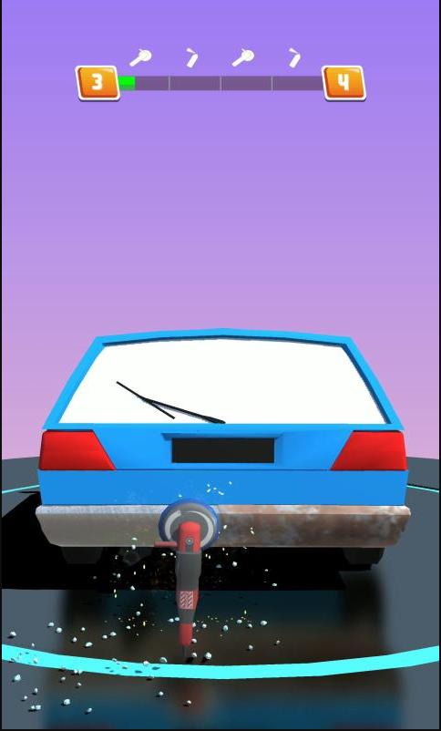 汽车修复3d游戏截图