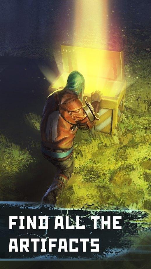 神器猎人破解版游戏截图