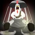 小鸡vs僵尸图标