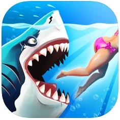 饥饿鲨世界灾难鲨无限珍珠版图标