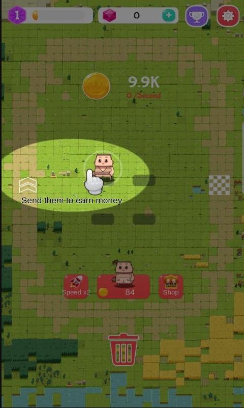 幻想合成村破解版游戏截图