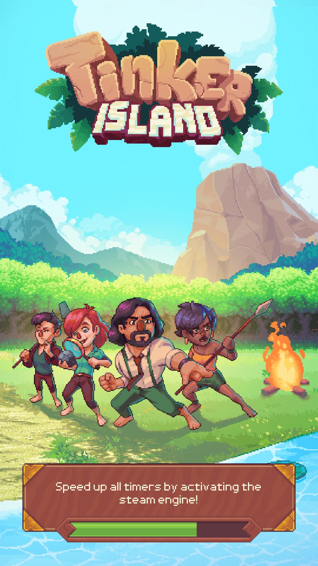 生存岛无限资源破解版游戏截图
