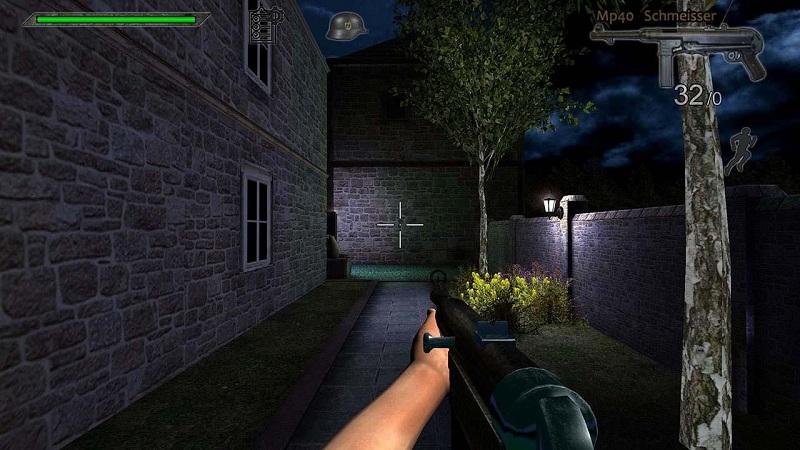 叛徒自由ww2射击破解版游戏截图