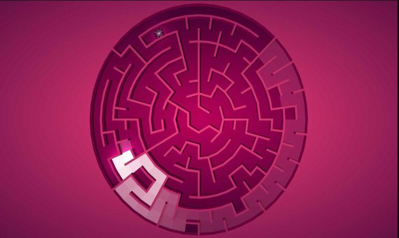 迷宫光之路游戏截图