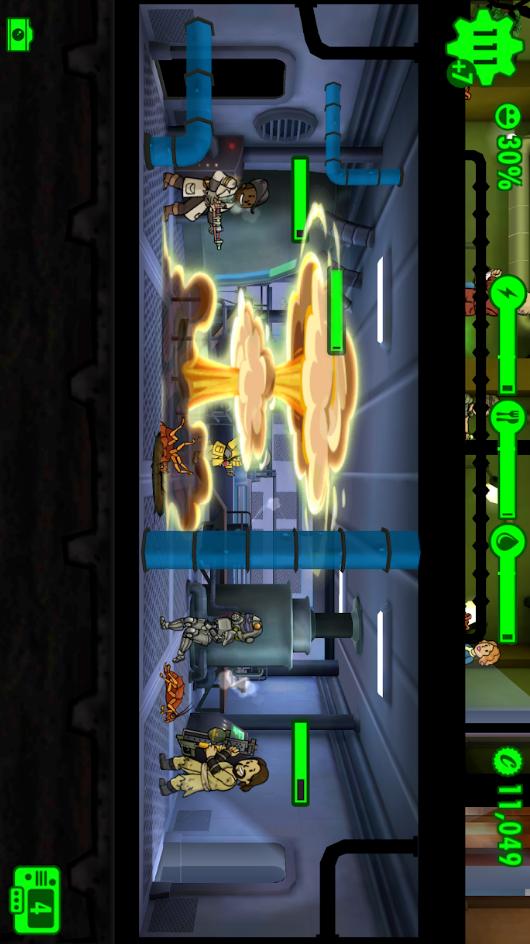 辐射避难所破解版游戏截图