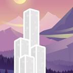 堆砌塔解锁全部关卡版图标