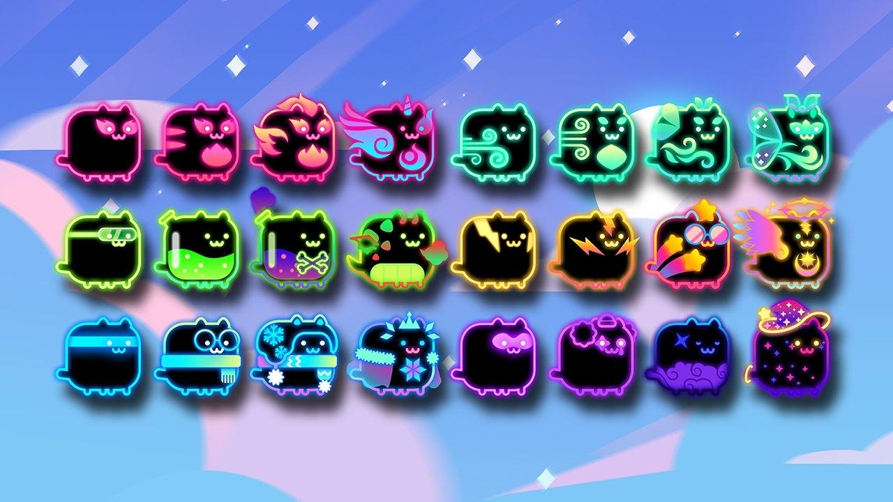猫英雄破解版游戏截图