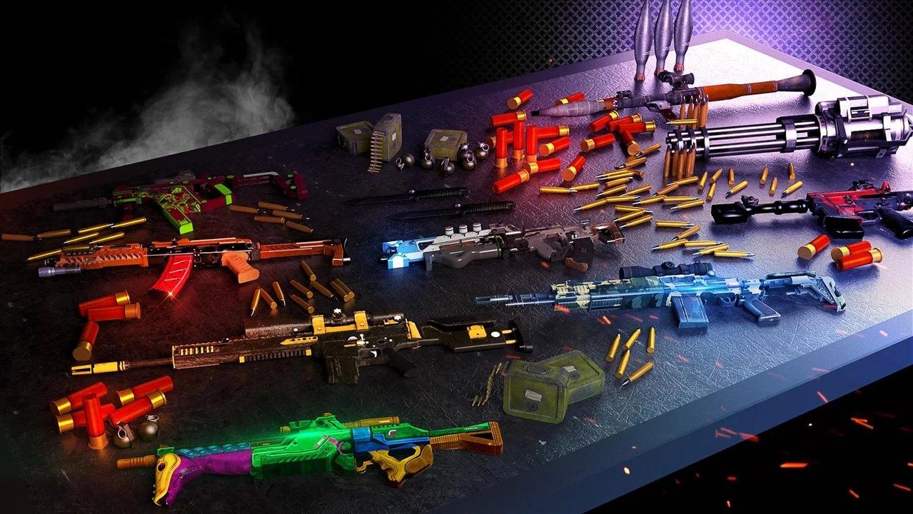 真正的突击队解锁全部武器版游戏截图
