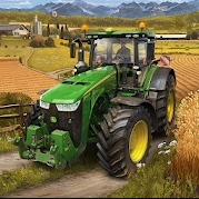 模拟农场20破解版图标