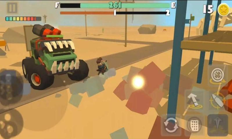 摩托骑士Z破解版游戏截图