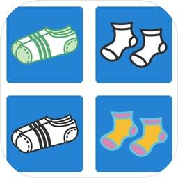 袜子2048图标