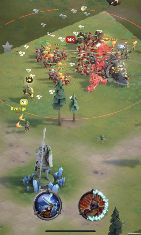 远古之战中文破解版游戏截图