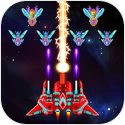 银河之战深空射手2破解版图标