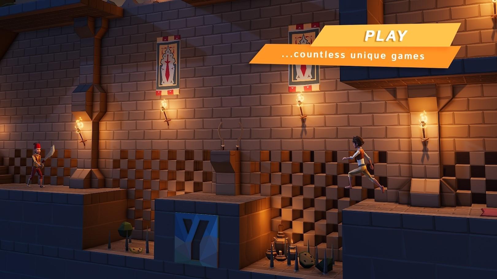 艾兰岛手机中文版官方游戏截图