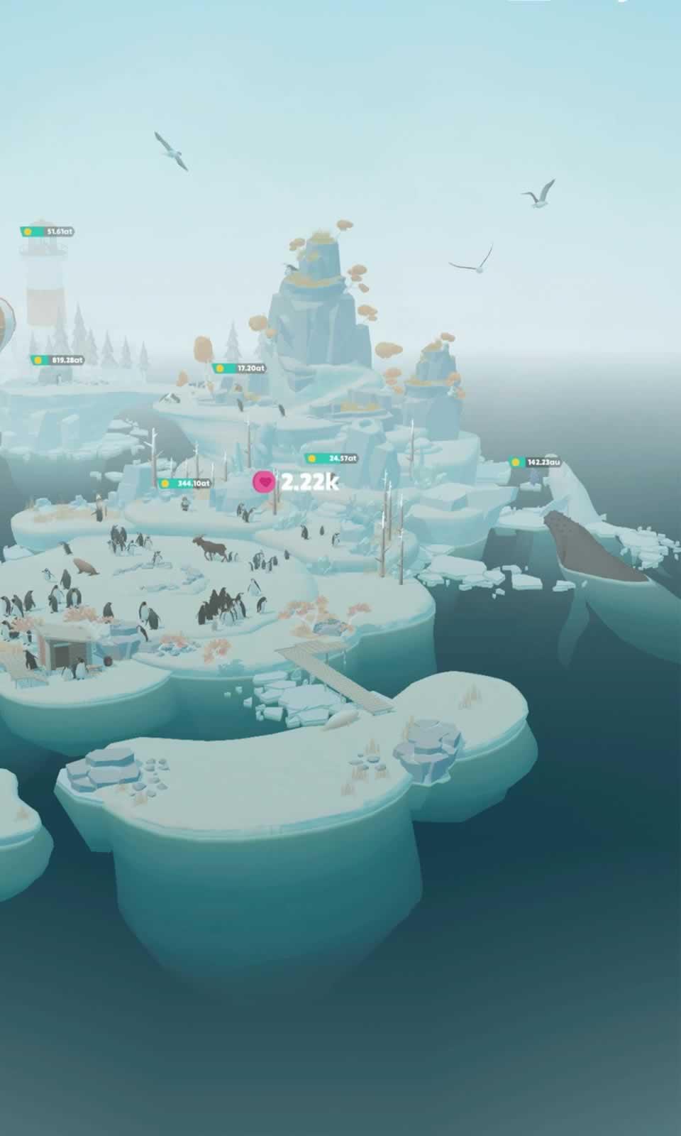 企鹅岛最新破解版游戏截图