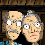 爷爷奶奶的恐怖屋子逃生图标