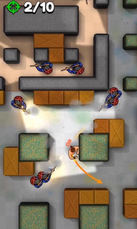 猎人刺客破解版游戏截图