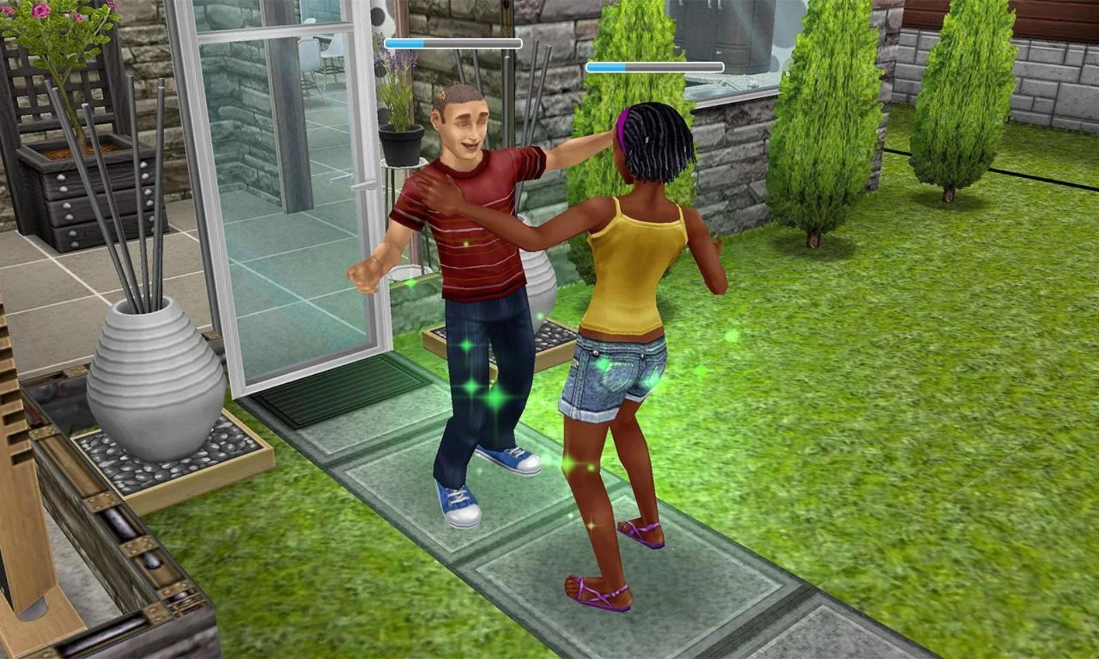 模拟人生自由生活最新破解游戏截图
