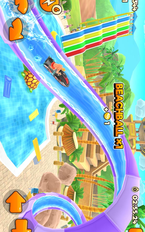 水上冲刺最新破解版游戏截图