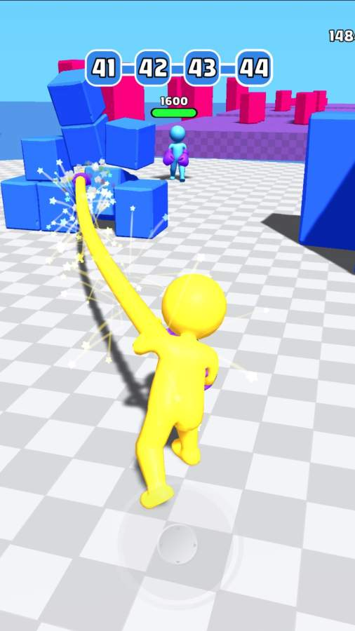曲线冲压3D破解版游戏截图
