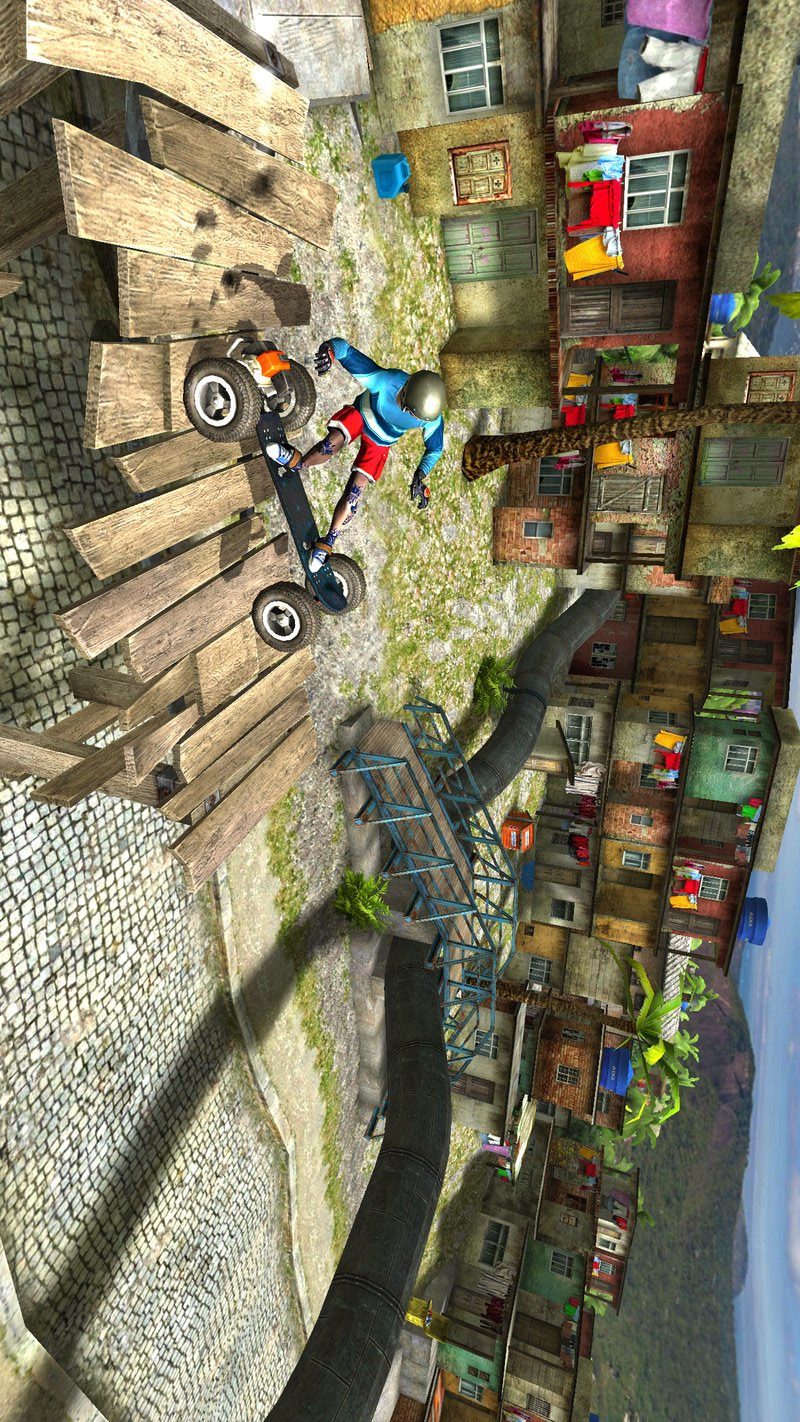 极限摩托4破解版游戏截图