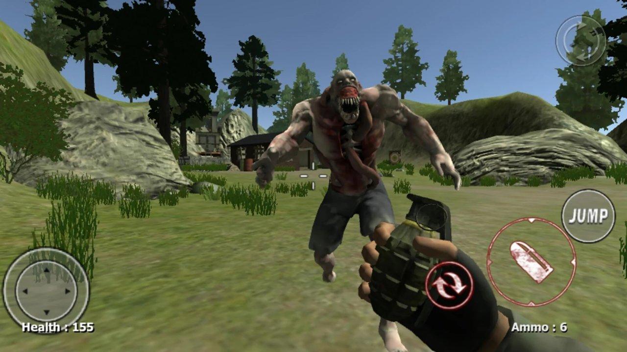 僵尸邪恶杀戮2汉化版游戏截图