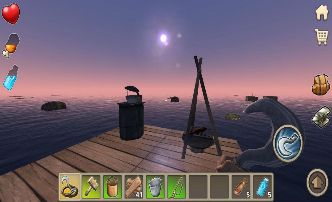 木筏求生汉化