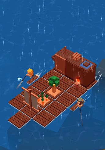 海上方舟中文破解版游戏截图