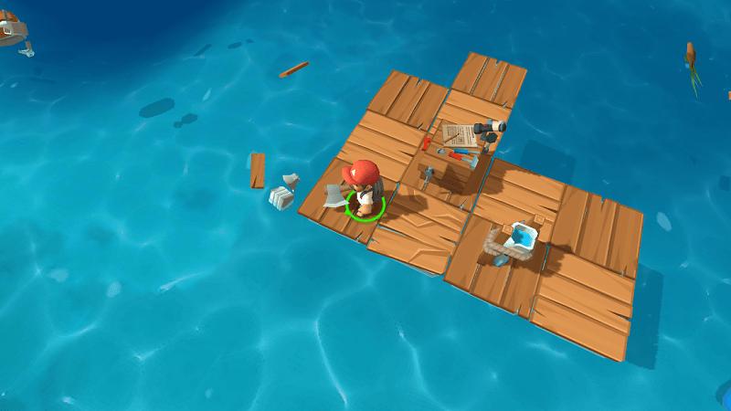 史诗木筏最新破解版游戏截图