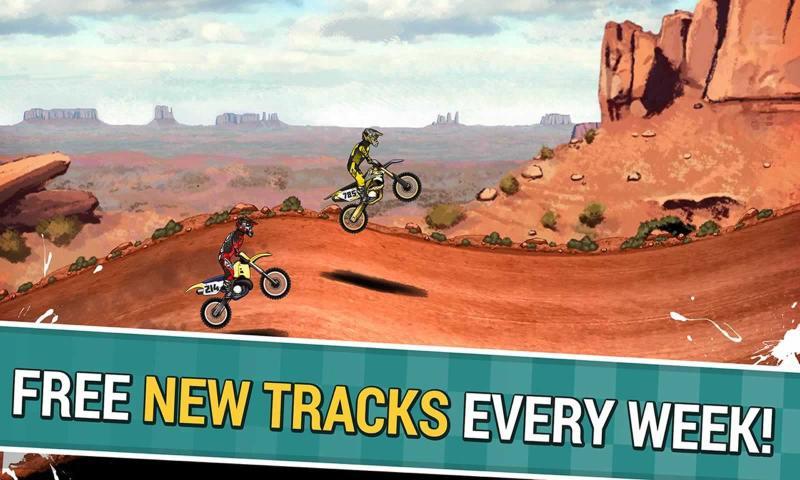 疯狂摩托车技2破解版游戏截图
