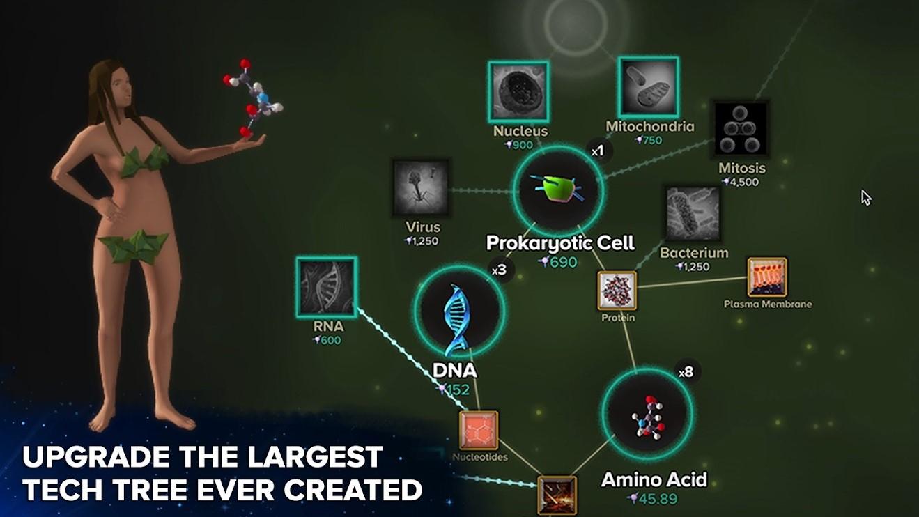 从细胞到奇点进化永无止境破解版游戏截图
