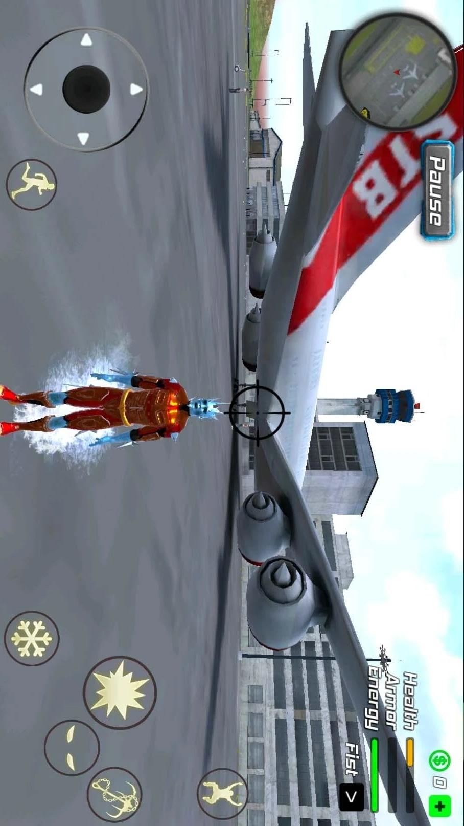 暴风雪超级英雄破解版游戏截图