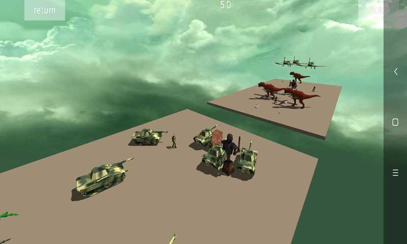小小放置大作战最新破解版v2.06游戏截图
