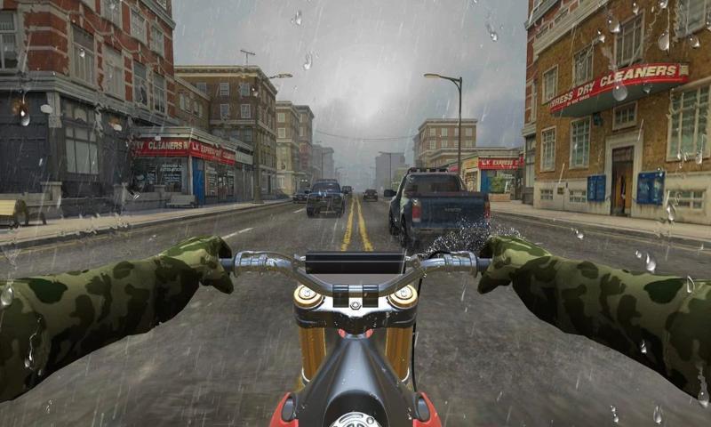 摩托骑手破解版游戏截图