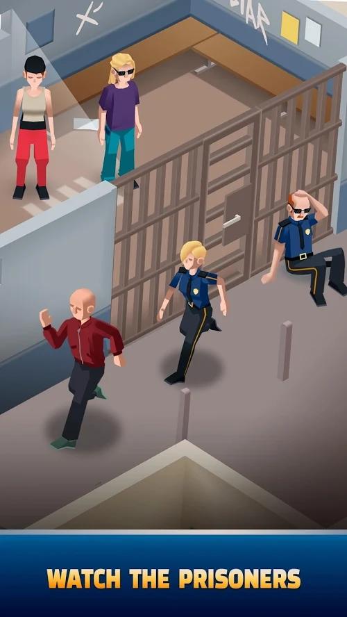 放置警察大亨最新破解版游戏截图