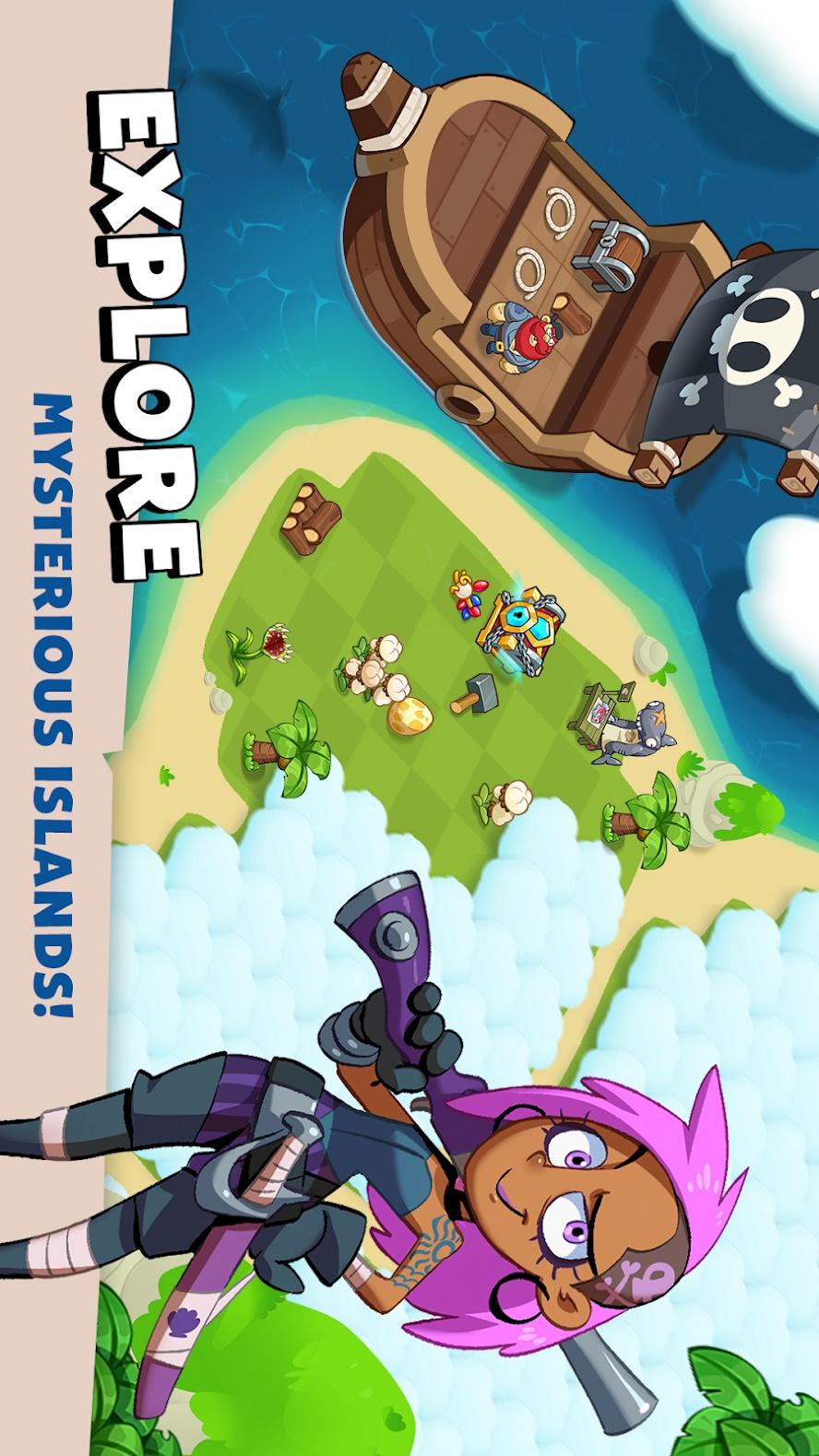 海盗进化最新破解版游戏截图