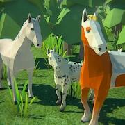 森林马模拟器图标
