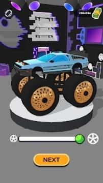改装车模拟最新破解版游戏截图