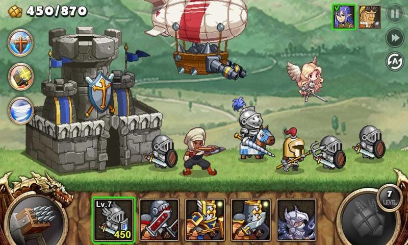 王国之战破解版游戏截图