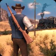 狙击手3d火车射手破解版图标
