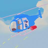 直升机爆射破解版图标