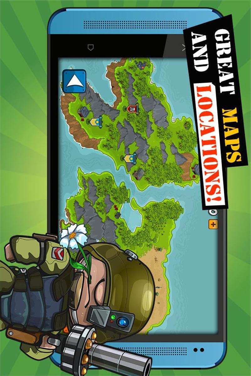 岛屿防御最新无限金币版破解版游戏截图