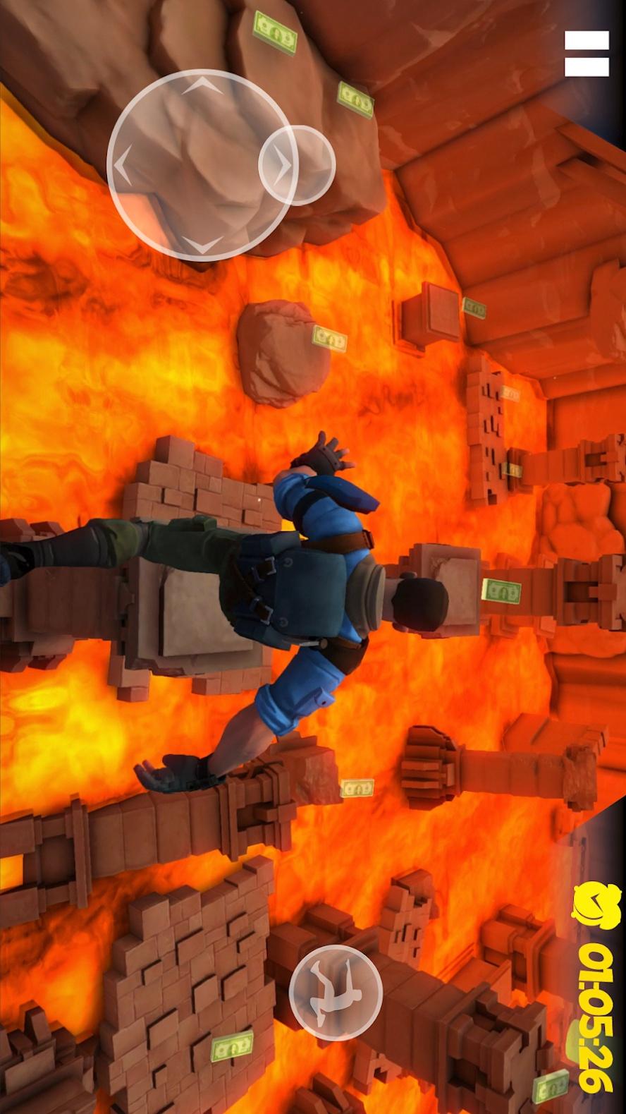 热熔岩地板破解版游戏截图