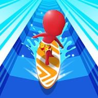 水上競賽3D水上音樂游戲圖標