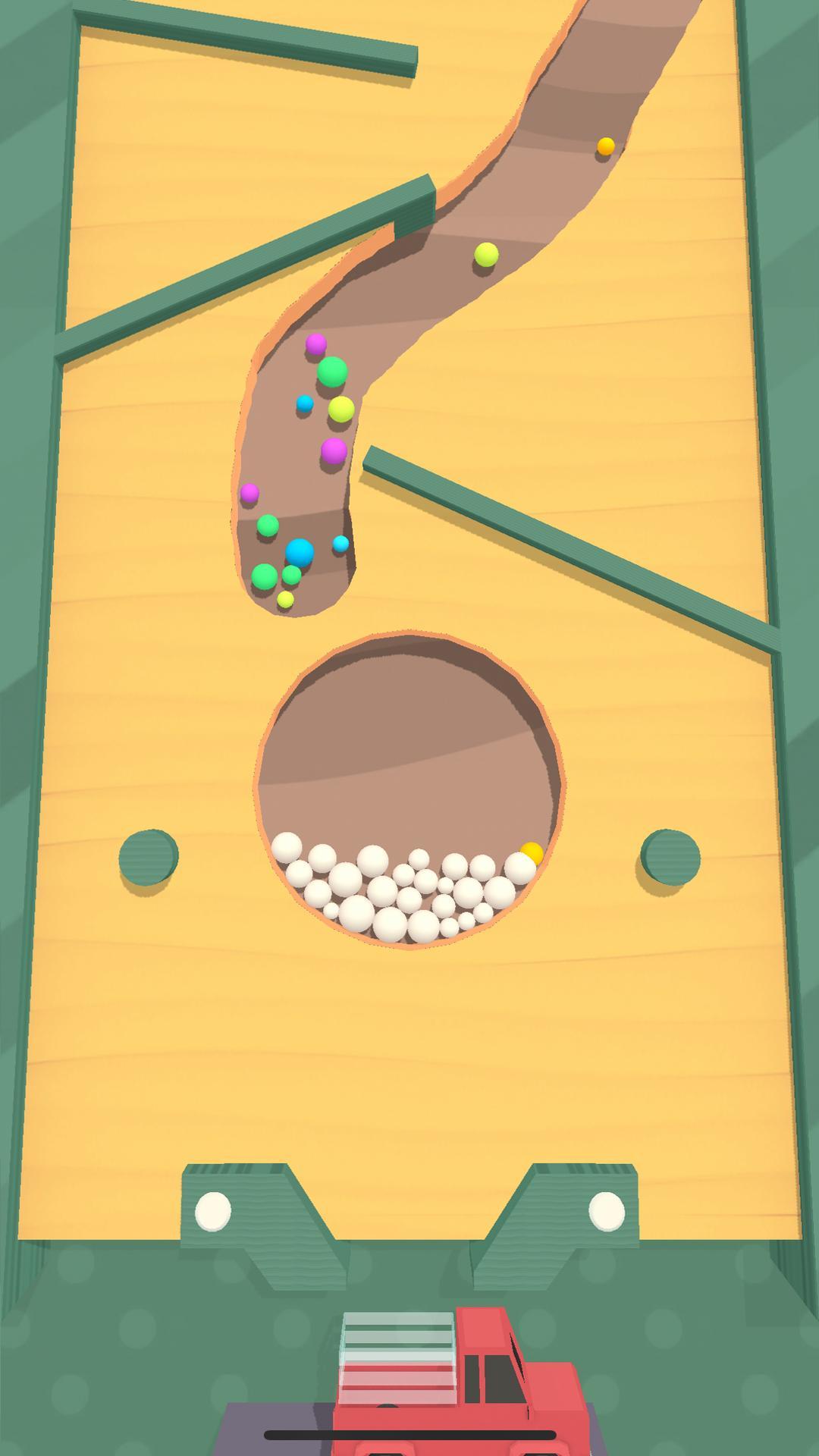 沙滩球球安卓破解版游戏截图