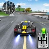 加速驾驶模拟器图标