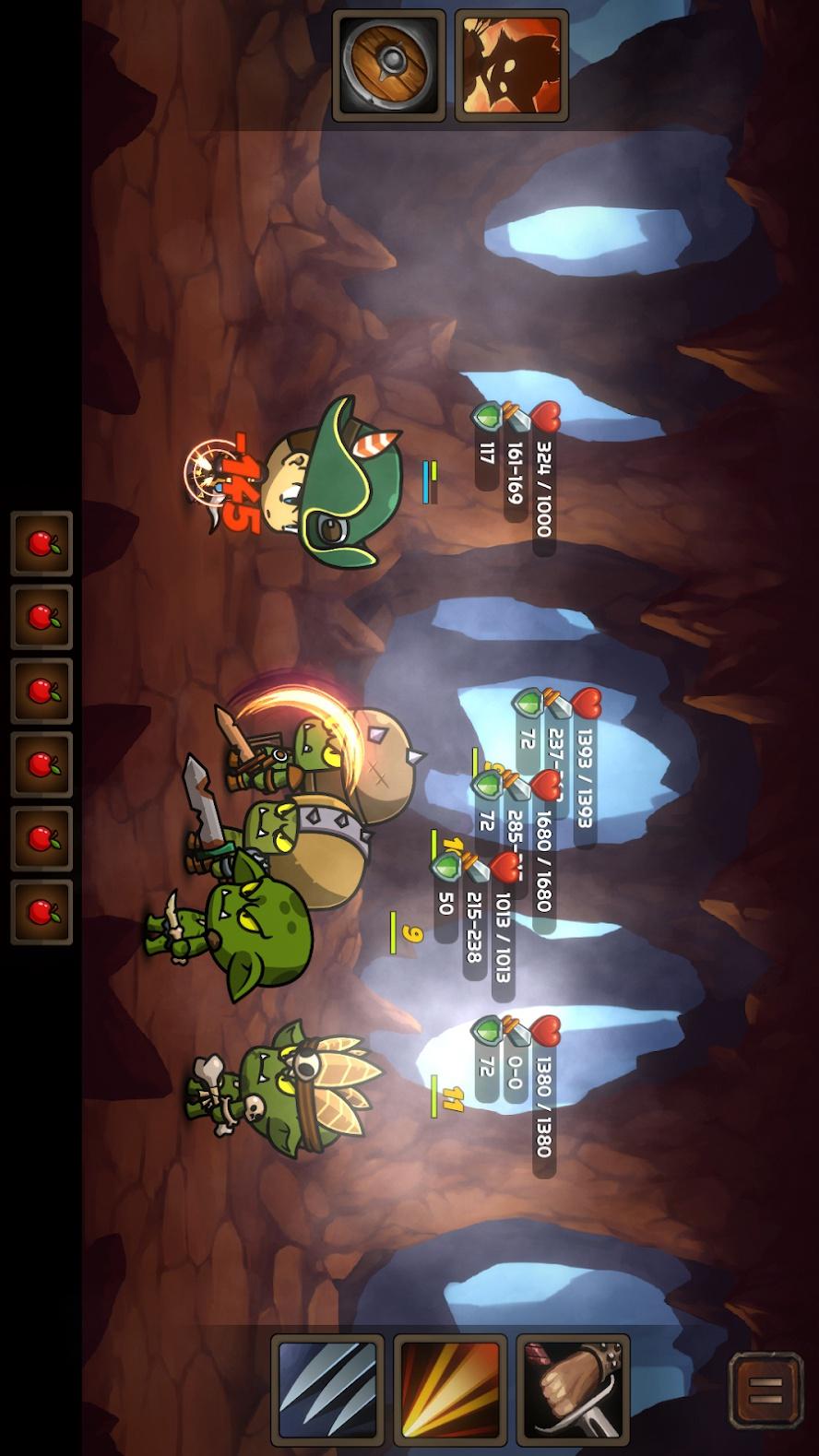 坎达英雄最新破解版游戏截图