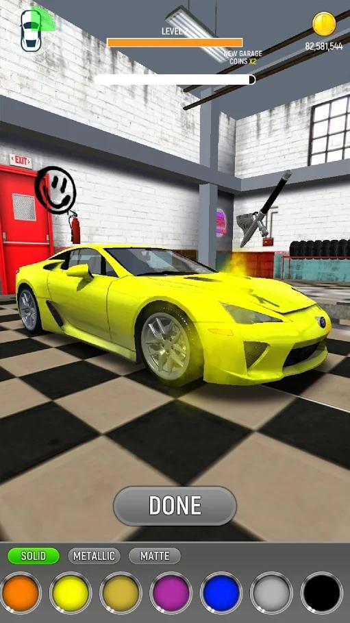 汽车修理工模拟手机版游戏截图