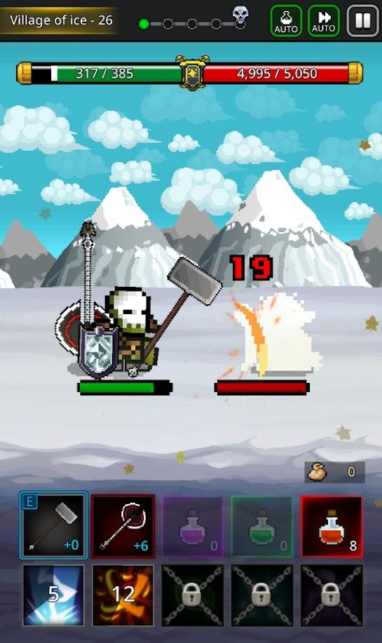 养剑大师破解版游戏截图